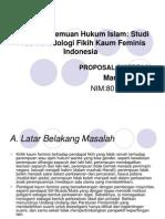 Seminar Proposal Mansur Djaka