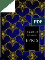 Aude De Kerros Le Coeur d'Amour Epris Illustration Bible Chouraqui Fr