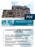 REVESTIMENTO DE FACHADA