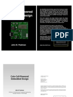 Coin Cell Powered Embedded Design