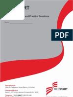 MedStart UMAT Sample and Practice Questions