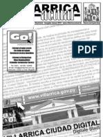 Paraguay Zeitung in Spanisch u Deutsch