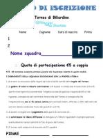 Modulo Di Iscrizione_biliardino