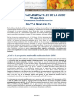 OECD PERPECTIVAS 2050