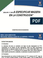 Especificación de Maderas_usach