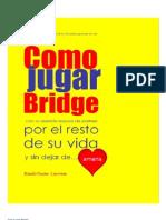 Como Jugar Bridge...... - Copia