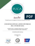 FUCA - Investig. Social