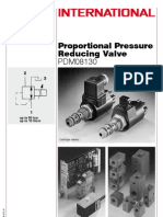 Proportional Reducing Valve