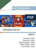 Pixar Final