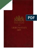 Treatise on Ammunition 1877