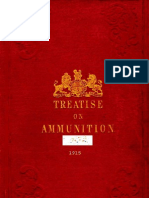 Treatise on Ammunition 1915