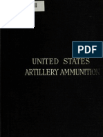 United States Artillery Ammunition