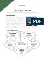 Operating Theatre Preparation
