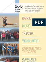 Beck Center for the Arts - Winter/Spring 2012 Catalog