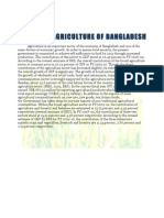 Report on National Agricultural Policy of Bangladesh