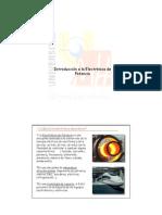 Intro Duc Ion a La Electronic A de Potencia