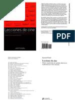 RAC Lecciones de Cine (L. Tirard)