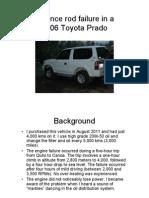 Toyota Prado Wiring 3rz-Fe | Energy And Resource | Nature