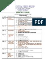 Europe Tour (2)