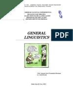 General Linguistics Evaluation 2012