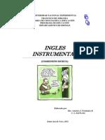 Módulo de Inglés  Instrumental(2012) por Msc. Antonio José Fernández