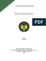 jurnal makalah Unhalu