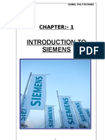 Kalpesh's Siemens Report