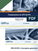 Fundamentos MPLS VPN