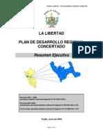 La Libertad Plan Regional Desarrollo Concert Ado