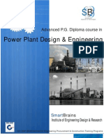 PG Power Plant Design Engineering (PG Diploma)
