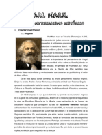 Tema 12 Marx