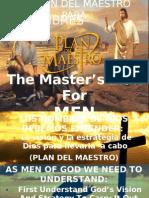El Plan Del Maestro Para Hombres - Men (Trans)