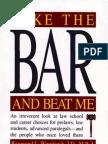Woodcock--Take the Bar and Beat Me
