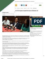 Mnoticias.com.mx _21-04-2012_Comparten alcaldes con Enríquez experiencias exitosas en Seguridad