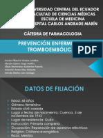 TROMBOEMBOLISMO (2)