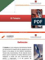 TEMA Nº10 EL TALADRO