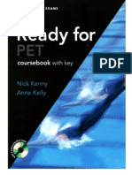 Ready for PET- SB With Key