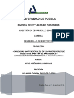 Proyecto Final de Desarrollo