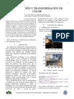 Artículo - Combinación y Transformación de Color