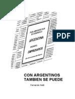 Con Argentinos Tambien Se Puede