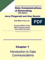 Telecommunications Chapter 1