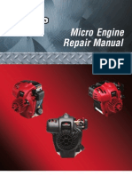 Micro Engine Repair Manual