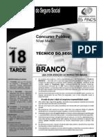 INSS_Prova_Cargo_NM_18_Caderno_Branco1