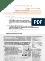 Guía de laboratorio Acido - Base