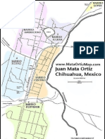 Mata Otiz Map