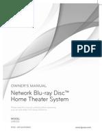 LG Bluray Manual