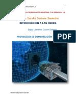 Protocolos de Comunicacion TCP IP