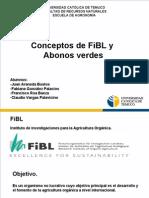 FiBL y Abono Verde 1