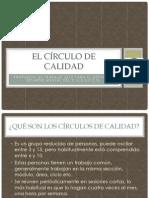 PRESENTACIÓN CÍRCULOS DE CALIDAD