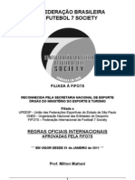 Livro de Regras Oficial 2011